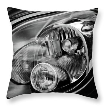 Throw Pillow featuring the photograph Dark Light by Jeremy Lavender Photography