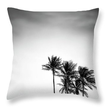 Biscayne Throw Pillows