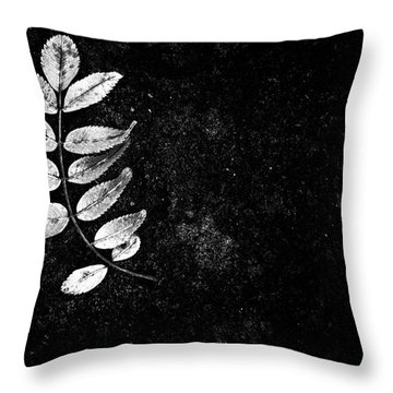Darkshines Throw Pillow