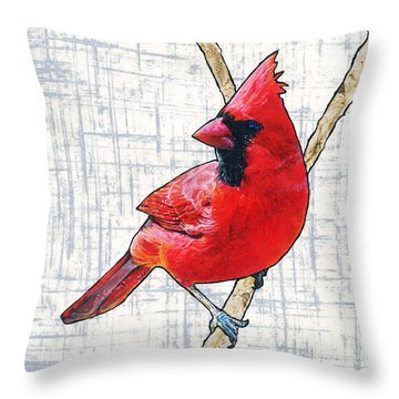 Darren Throw Pillow