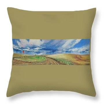 Davenport Throw Pillow