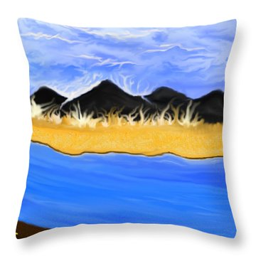 David This One's For You Throw Pillow