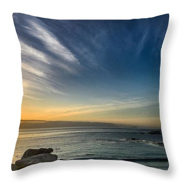 Dawn Clarity Throw Pillow