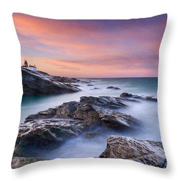 Dawn Glory Throw Pillow