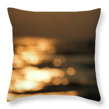 Dawn I Throw Pillow
