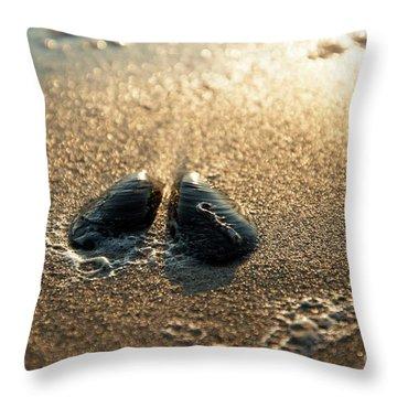 Dawn IIi Throw Pillow