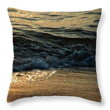 Dawn V Throw Pillow