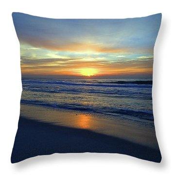 Dawning I I Throw Pillow