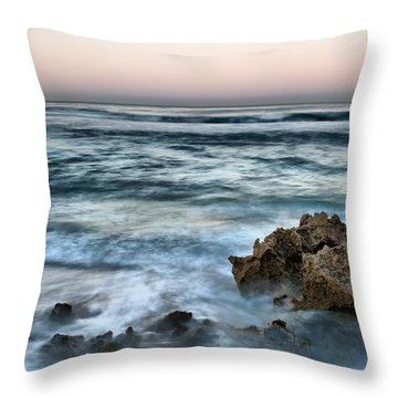 Dawn's Elegance Throw Pillow