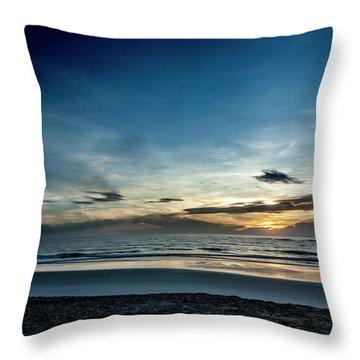 Day Breaker Throw Pillow
