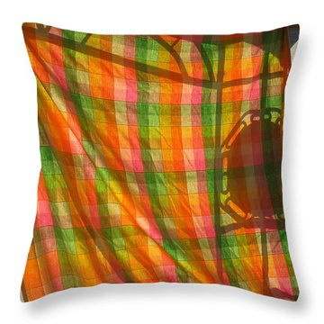 Throw Pillow featuring the photograph Day Dreaming The Original by Marie Neder
