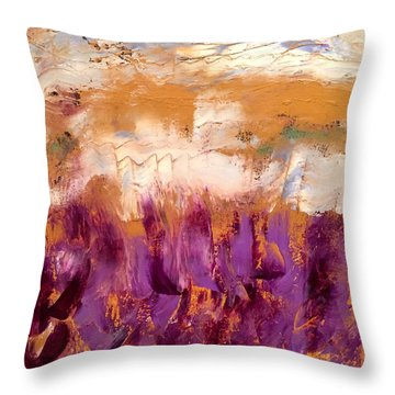 Day Dreammin Throw Pillow by Gallery Messina