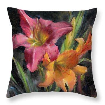 Lily Throw Pillows