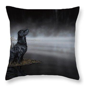 Daybreak Scout Throw Pillow