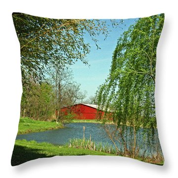 Daydreamin'  Throw Pillow