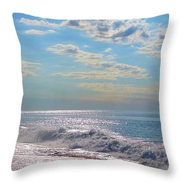 Daylight I I Throw Pillow