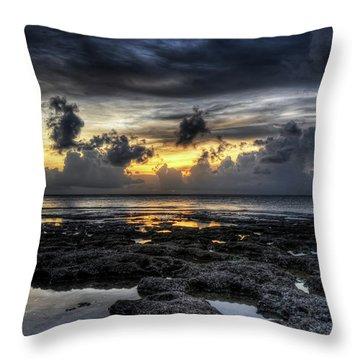 Okinawa Throw Pillows