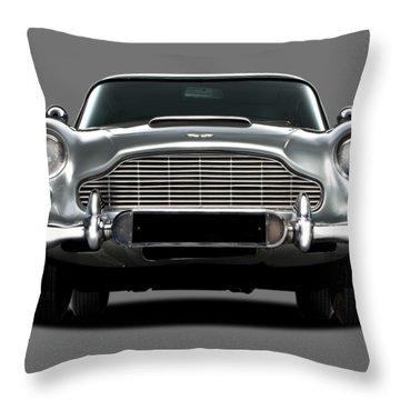 DB5 Throw Pillow