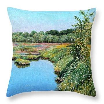 De Vilt - Holland Throw Pillow