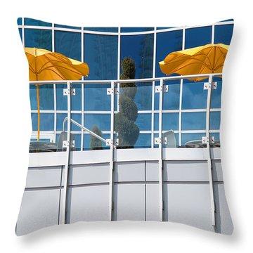 De Vormboom Throw Pillow by Paul Wear
