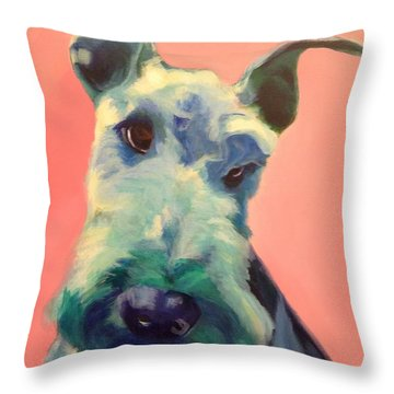 Deacon Throw Pillow