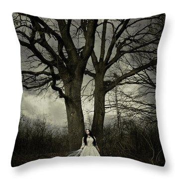 Autumnal Throw Pillows