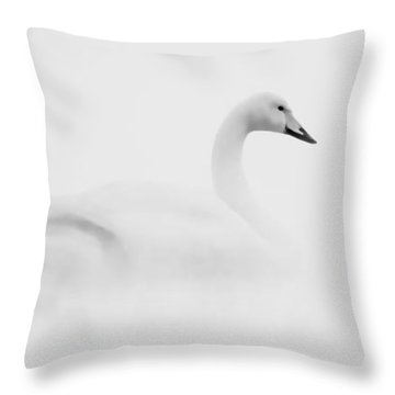 Deadly Waiting Throw Pillow