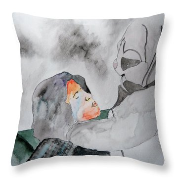 Dean Deleo - Stone Temple Pilots - Music Inspiration Series Throw Pillow
