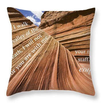 Death8 Throw Pillow