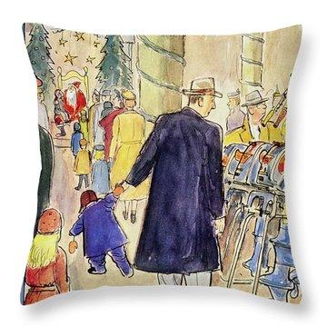 December 7th 1957 Throw Pillow