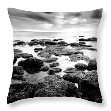 Throw Pillow featuring the photograph Decisions by Ryan Weddle