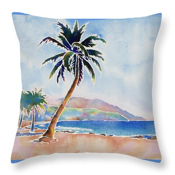 Decompress  Throw Pillow