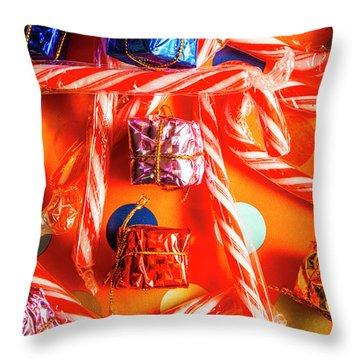 Decorative Xmas Throw Pillow