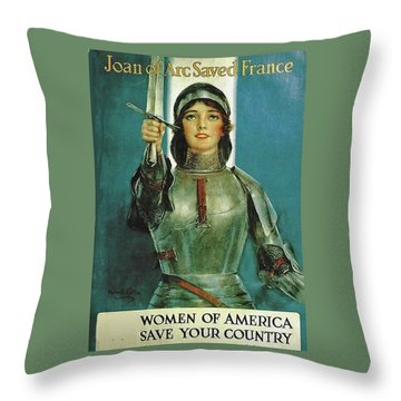 Dedicated To The Women Throw Pillow