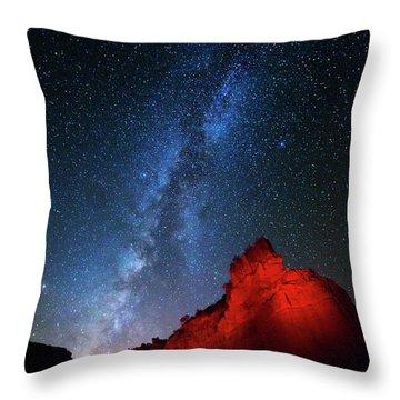 Deep In The Heart Of Texas - 1 Throw Pillow