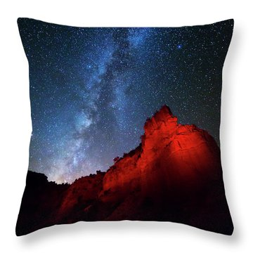 Throw Pillow featuring the photograph Deep In The Heart Of Texas - 1 by Stephen Stookey