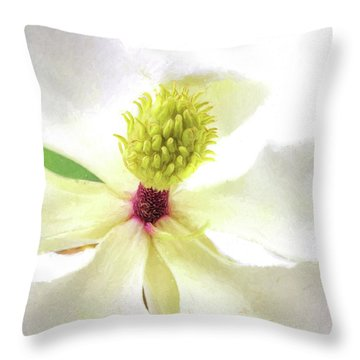 Deeply Southern Roots Throw Pillow