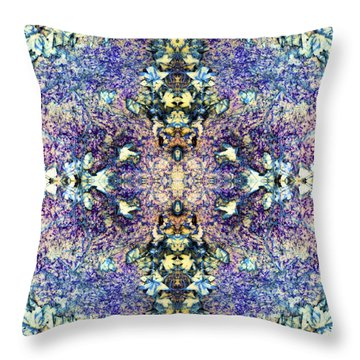 Deliberate Creation Throw Pillow