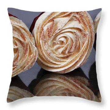 Delicious Throw Pillow