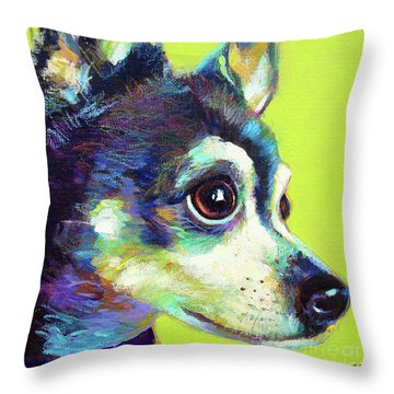 Delilah Throw Pillow