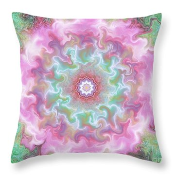 Demeters Delight Throw Pillow