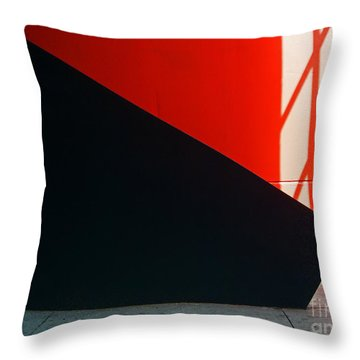 Demon Up Throw Pillow