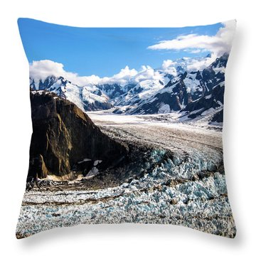 Denali Throw Pillow