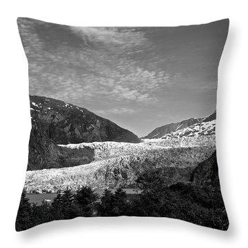 Denali National Park 6 Throw Pillow