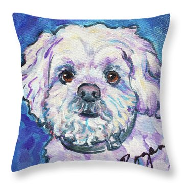 Derby Throw Pillow