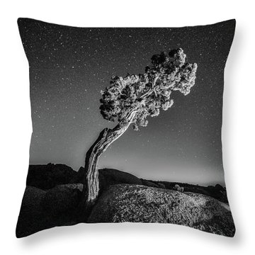 Causality V Throw Pillow