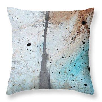 Desert Surroundings 3 By Madart Throw Pillow by Megan Duncanson