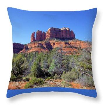 Desert Varnish Throw Pillow by Jon Burch Photography