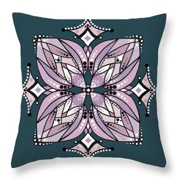 Design 1334 A Throw Pillow