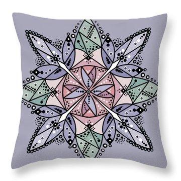 Design 225 C Throw Pillow